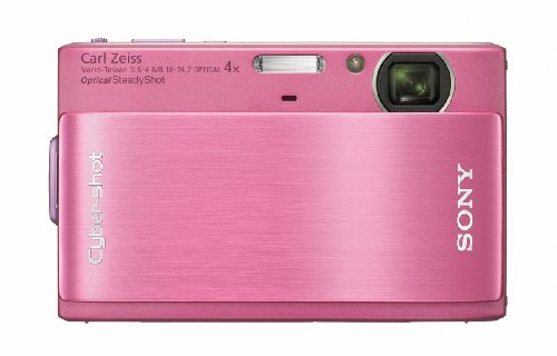 Amazon Sony Cyber Shot DSC TX1 P 10MP Exmor R CMOS Digital Camera With 3 Inch Touch Screen LCD Pink Point And Shoot Cameras