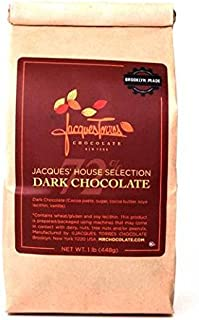 product image for 72% Dark Chocolate Baking Discs - 1 Pound