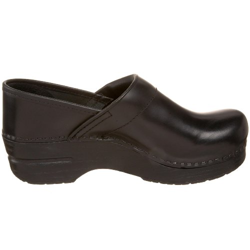 Eu Dansko Donna 41 Isplay Larga Nero Scarpe Pantofole Professional fwPOq1OxC