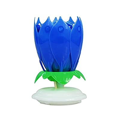 Best Cheap Deal for MazaaShop It's A Hoot Amazing Incredible Candle, Blue by MazaaShop - Free 2 Day Shipping Available