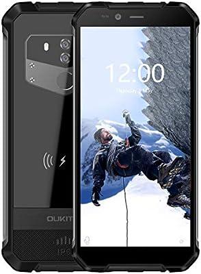 OUKITEL WP1 2019 Rugged Smartphone 4G Dual SIM Móvil, 5000mAh 5.5 ...