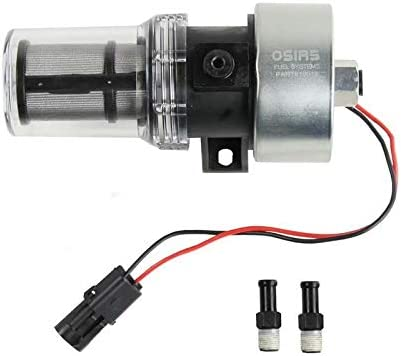 EMIAOTO Diesel Fuel Pump for Thermo King 417059 Replace Carrier 30-01108-03 Parts