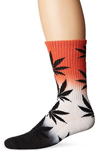 HUF Mens Tri-Fade Plantlife Crew Sock