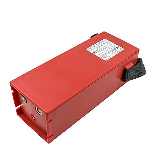 Replacement Battery for Leica GPS Totalstation, Theodolite, TM6100A Part NO GEB171