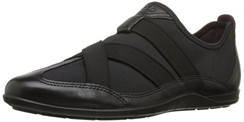 ECCO Footwear Womens Women's Bluma Slip-On, Black, 36 EU/5-5.5 M US