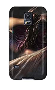 Fashionable Style Case Cover Skin For Galaxy S5- Creature