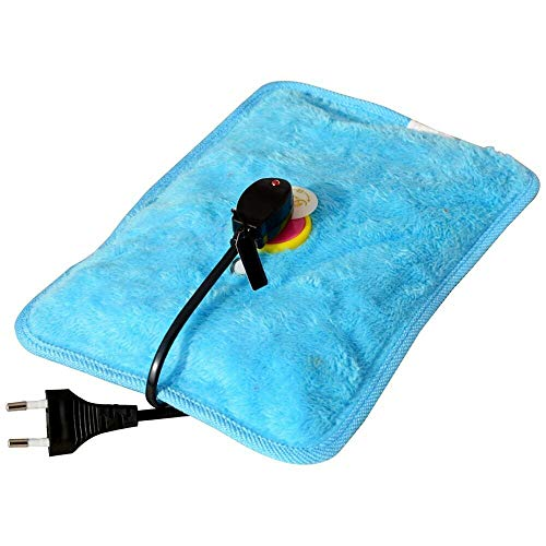 Being Amaze Electric Rechargeable Automatic Temperature Control Velvet Hot Water Heating Bag for Muscle Pain Relief…