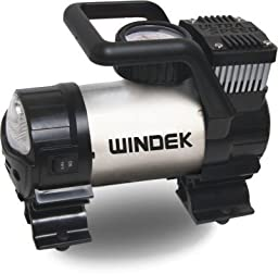 Leuci Windek-B54B(4001) Compact Air Pumps / Heavy Duty Type Inflator With Led Light Very Very Quite