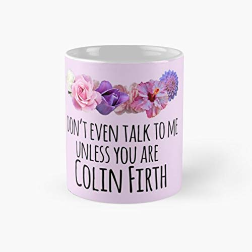 colin firth Mug