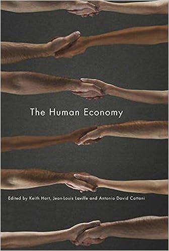 Book The Human Economy