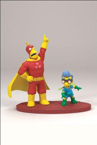 McFarlane: Simpsons Series 2 - Radioactive Man & Fallout Boy]()