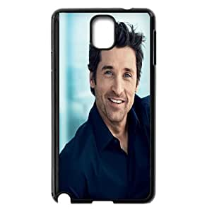 Samsung Galaxy Note 3 Cell Phone Case Black Patrick Dempsey LSO7854799
