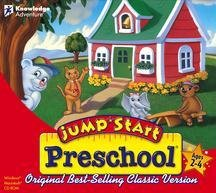 Games Learning Jumpstart - Jumpstart Preschool for ages 2 - 4 years