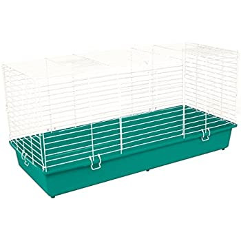 Ware Manufacturing Home Sweet Home Pet Cage for Small Animals - 40 Inches - Colors may vary