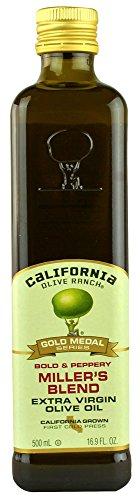 California Olive Ranch Extra Virgin Olive Oil Miller's Blend -- 16.9 fl oz ()