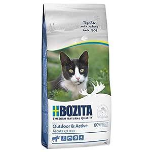 Bozita Feline Funktion Outdoor + Active 2 kg, foder, djurfoder, torrfoder för katter