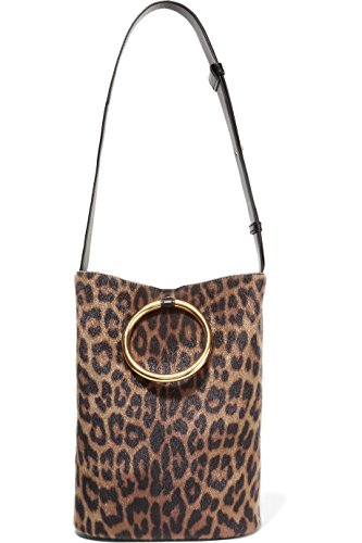 Stella-McCartney-Leopard-Calf-hair-Bucket-Bag