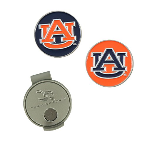 Tigers Clip (Auburn Tigers Hat Clip and Ball)