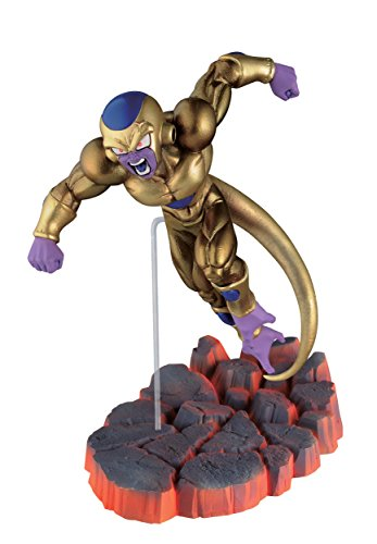 Banpresto Dragon 3 1 Inch Golden Frieza