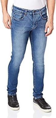Calça Jeans Body Skinny, Calvin Klein, Masculino, Marinho, 36