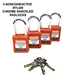 TSafe Industrial Lockout Tagout Kit- with Loto