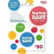 buybuy Baby Gift Card $50
