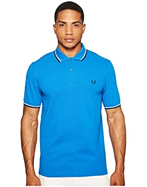 Men's Twin Tipped Fred Perry Shirt
