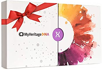 MyHeritage DNA Test Kit Ancestry & Ethnicity Genetic Testing