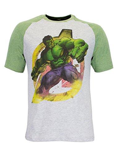 Avengers Mens' The Hulk T-Shirt