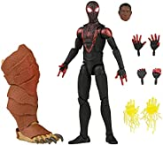 Marvel Legends Series Gamerverse Miles Morales - Figura de 15 cm e Acessórios - F3024 - Hasbro