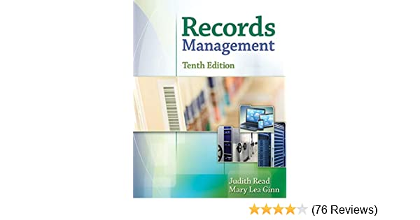 Records management 9th edition study guide and simulation dating