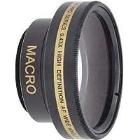 Wide Lens for Sony DCR-DVD450, Sony DCR-DVD450E, Sony DCRDVD450, Sony DCRSR100E, Sony DCRSR36, Sony DCR-SR190E