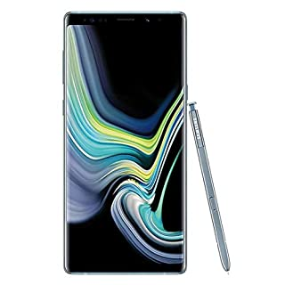 Samsung - Galaxy Note 9 SM-N960U 128GB GSM + CDMA Unlocked (Silver) - US Warranty