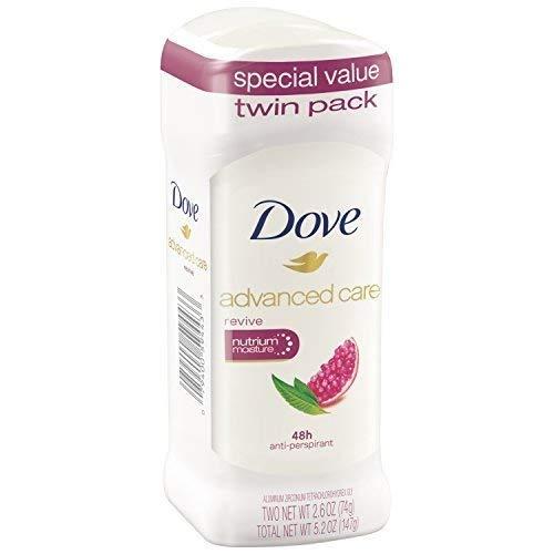 Dove Antiperspirant Deodorant Revive