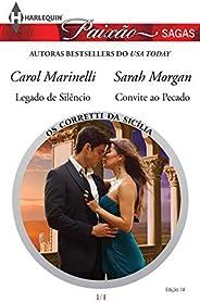 Os Corretti da Sicília 1 de 4 (Harlequin Paixão Sagas Livro 14)