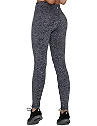 ced5396c19f241 Yoga Reflex Women's Tummy Control Sports Running Yoga Leggings Pants (S-3XL)