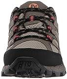 Merrell Kids' Unisex M-Moab 2 Low Lace Hiking Shoe, Bark Brown, 4 W US Big Kid