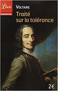 Voltaire treatise on tolerance