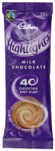 Cadbury Highlights Hot Chocolate Sachets11 g (Pack of 30 Stick-Packs)