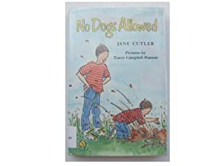 book cover of No Dogs Allowed