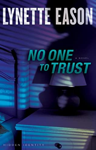 book cover of No One to Trust