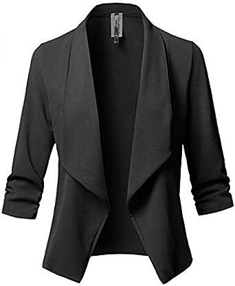 Warehouse Blazer 8 10 Women Jacket Work Office Pockets Burgundy Purple Coat Top