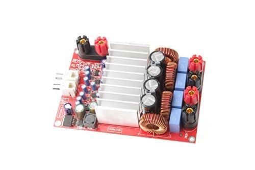 SMAKN TAS5630 class D Digital Amplifier 300w + 300w 600w OPA1632DR ADCs 4ohm 100dB DC50V