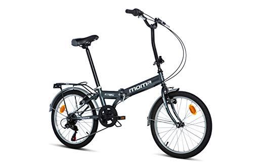 🥇 Moma Bikes Bicicleta Plegable Street