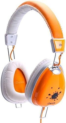 IDANCE A-B Box, White And Orange, One Size FUNKY300
