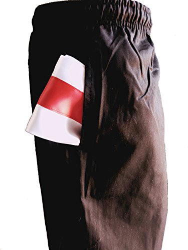 Jonie Uniforms Tai Chi/Wushu Pants In Poly/Cotton (65/35) With Two Front Pockets (X-Large)
