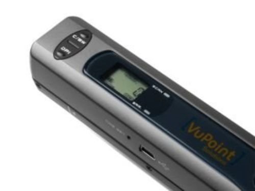 Magic Wand VuPoint Portable Scanner with Carrying Case & 4GB MicroSD Card by Magic Wand (Image #3)