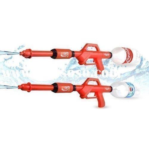 2 Eau de Cola x Lutte le Fusil Soaker Formidable Blaster Correspond aux Bouteilles de Haut de Vis [le Jouet]