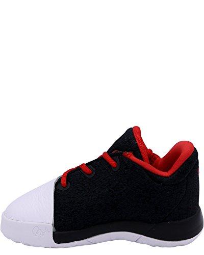Noir Chaussures écarlate Fille rouge Harden Vol Garçon 1 adidas YTZxF
