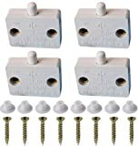 4X Cabinet Lamp Switch,Wardrobe Touch